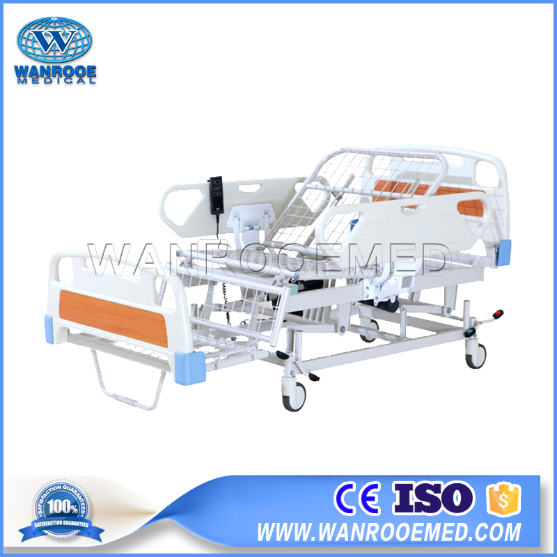 Hospital Chair Bed, Electric Hospital Chair Bed, Patient Bed, 3 Functions Patient Bed, Electric Hospital Bed