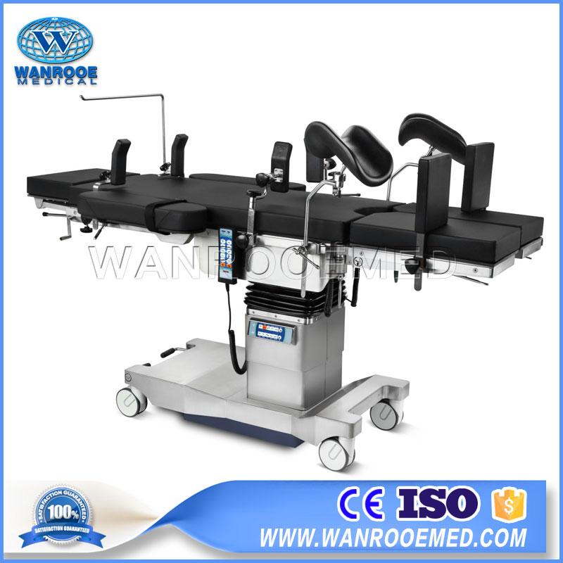 AOT500 Full 304 Stainless Steel Complex Surgery Surgical Electric Operating Table
