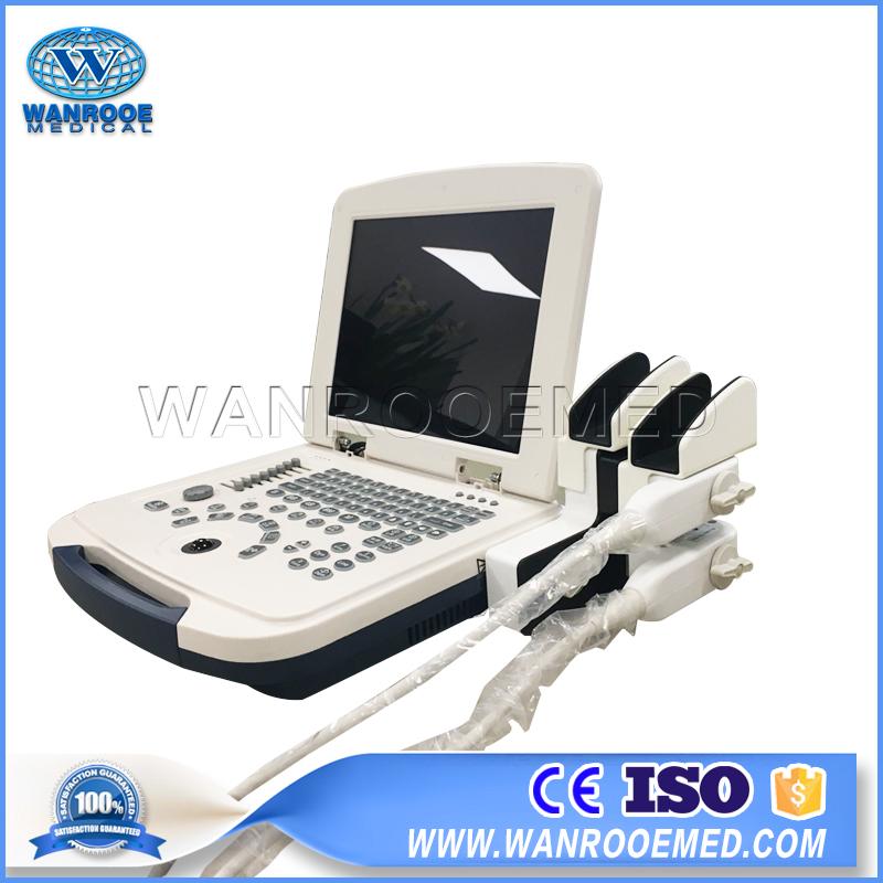 US580 Portable Diagnostic Ultrasound Laptop Ultrasound Scanner For Pregnancy