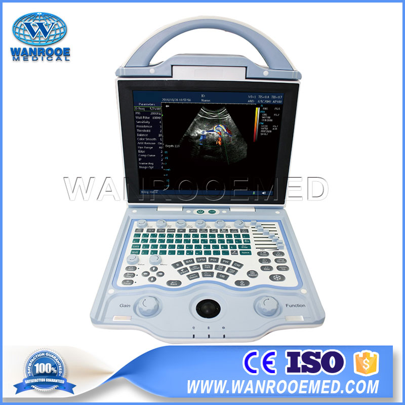 USDCU12 Full Digital Veterinary Color Doppler Portable 3D Ultrasound Machine Price for Pregnancy