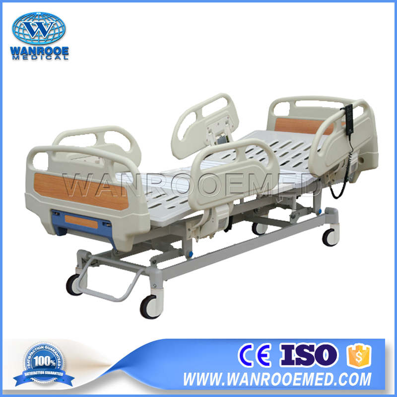 BAE301 Hospital 3 Functions Adjustable Full Electric Patient Nursing Bed