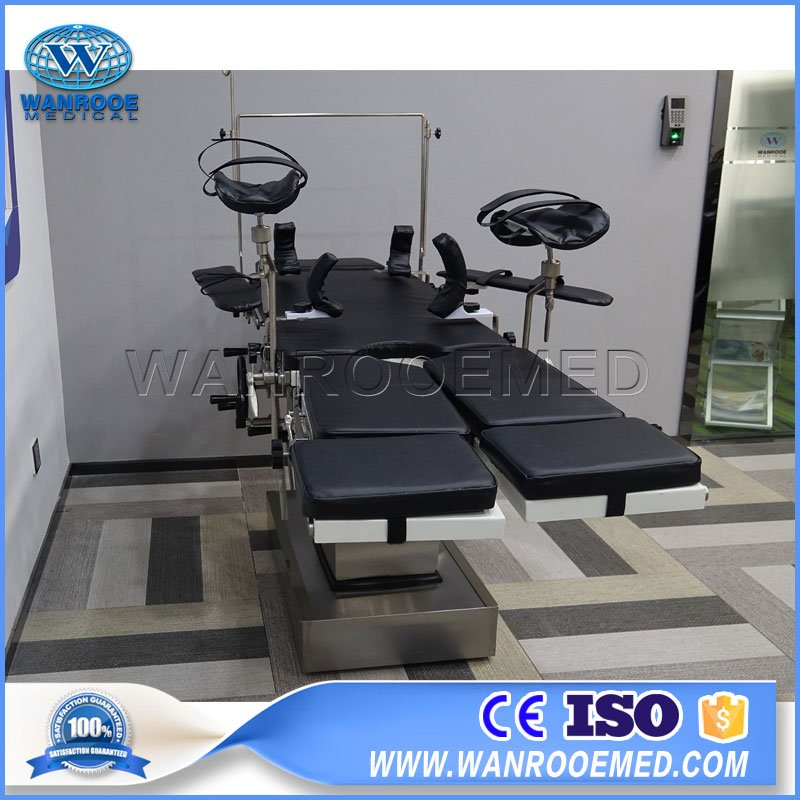 AOT3001 Medical Side Controlled Hydraulic Multi-purpose Operating Theatre Table