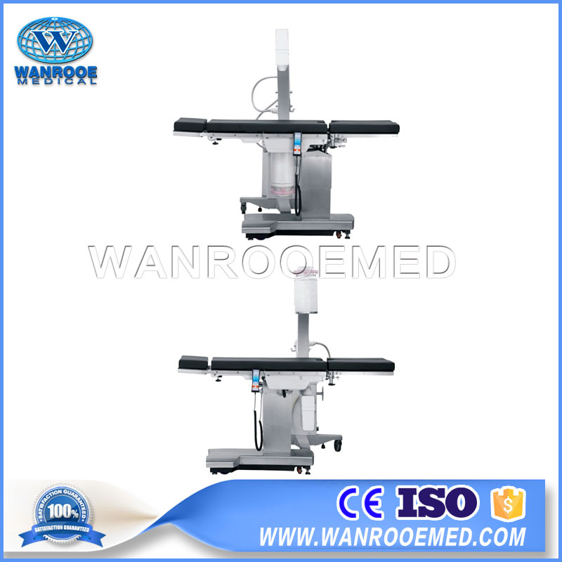 AOT700 Operating Room Table Electric-Hydraulic Orthopedic Surgery Bed