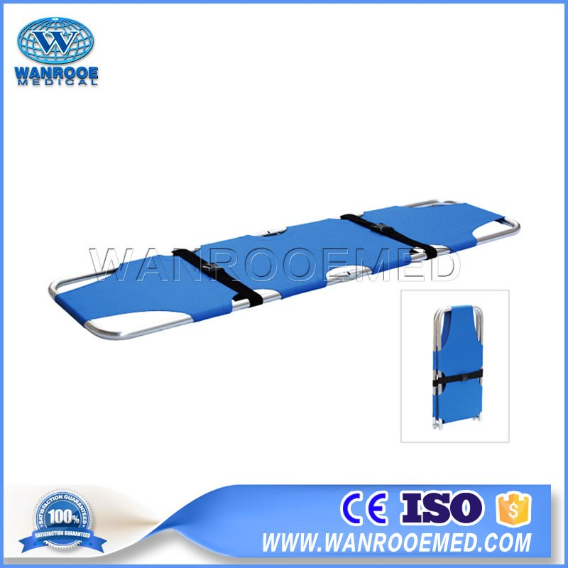 Transport Stretcher, Folding Stretcher, Rescue Stretcher, Patient Stretcher, Portable Folding Stretcher
