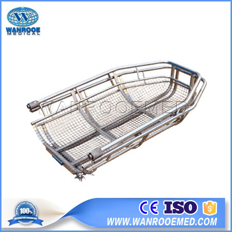 Basket Stretcher, Patient Basket Stretcher, Rescue Basket Stretcher, Splint Basket Stretcher, Transfer Basket Stretcher