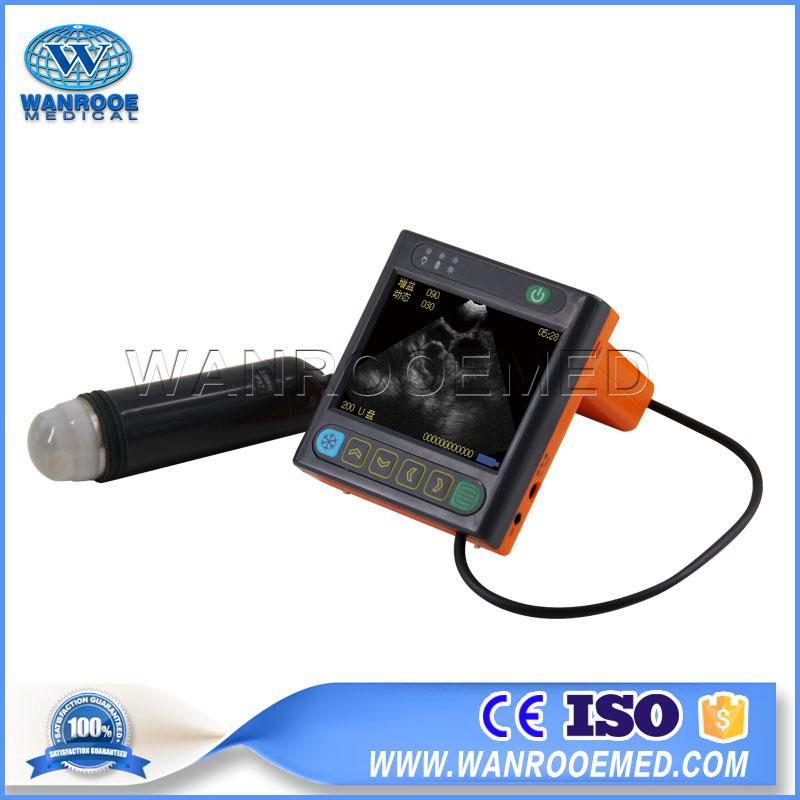 USMSU3 China Medical Animal Doppler Portable Veterinary Handheld Ultrasound Scanner