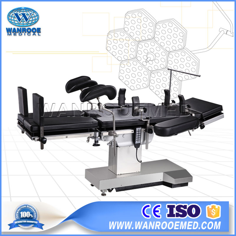 AOT700A Surgical C Arm Compatible Orthopedic Electric Hydraulic Operating Table