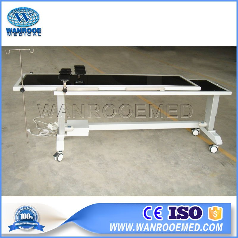 AOTA101 Surgery Use X-ray Operating Examination Table Electric C-arm Bed