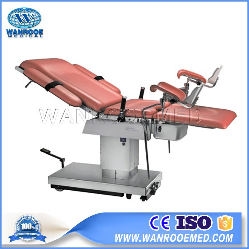 AOT400BM Hospital Delivery Bed Gynaecology Hydraulic Operating Examination Bed