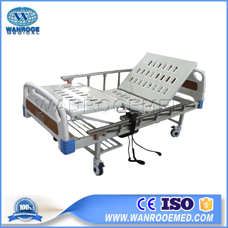 Electric Hospital Bed, Hospital Bed, Adjustable Hospital Bed, Two Functions Hospital Bed, Patient Bed