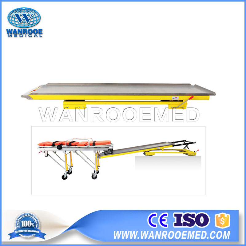 Stretcher Platform, Emergency Stretcher Platform, Ambulance Stretcher Platform, Rescue Stretcher Platform, Hospital Stretcher Platform