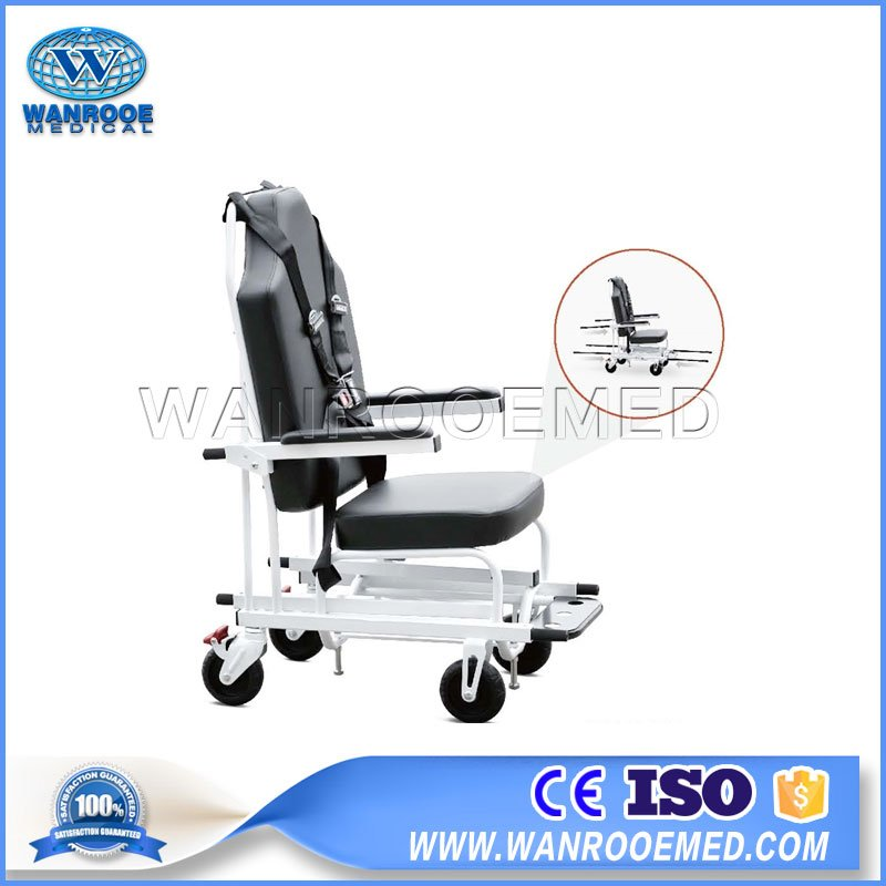 Stair Stretcher, Stair Chair Stretcher, Electric Stair Stretcher, Emergency Stretcher, Hospital Stretcher