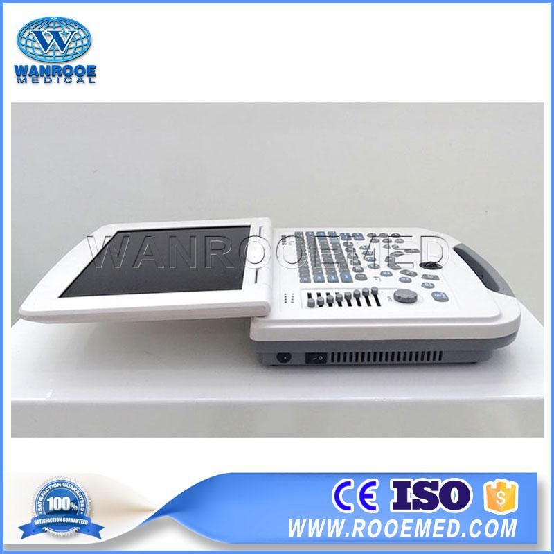US500 Laptop Full Digital Fetal Pregnancy Ultrasonic Diagnostic Apparatus Ultrasound Scanner Machine