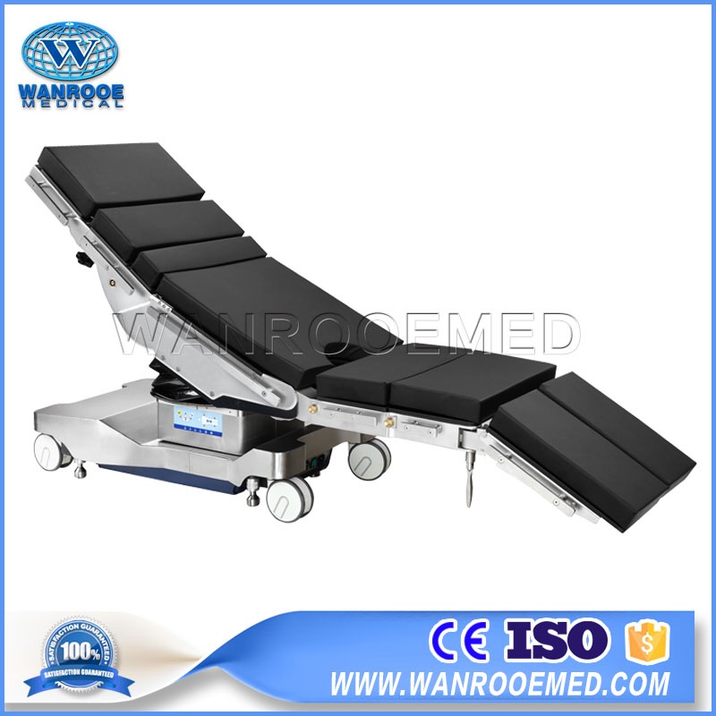 AOT800 Hospital Double Control System Lowest height Electric-hydraulic Operating Table