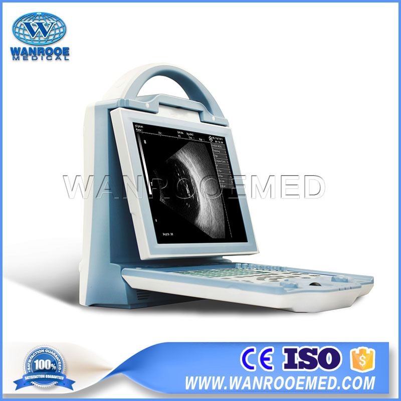 US101 10.4 Inch Notebook Portable Ophthalmic A/B Scan Ultrasound Machine
