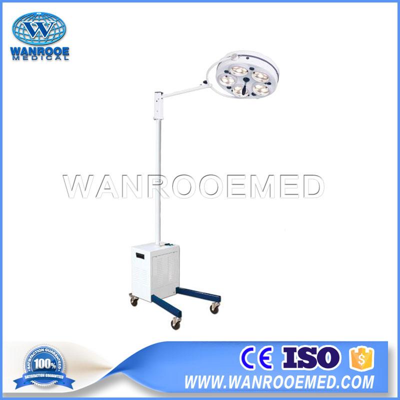 Operating Light, Operating Room Light, Portable Operating Light, Shadowless Lamp, LED Operating Light