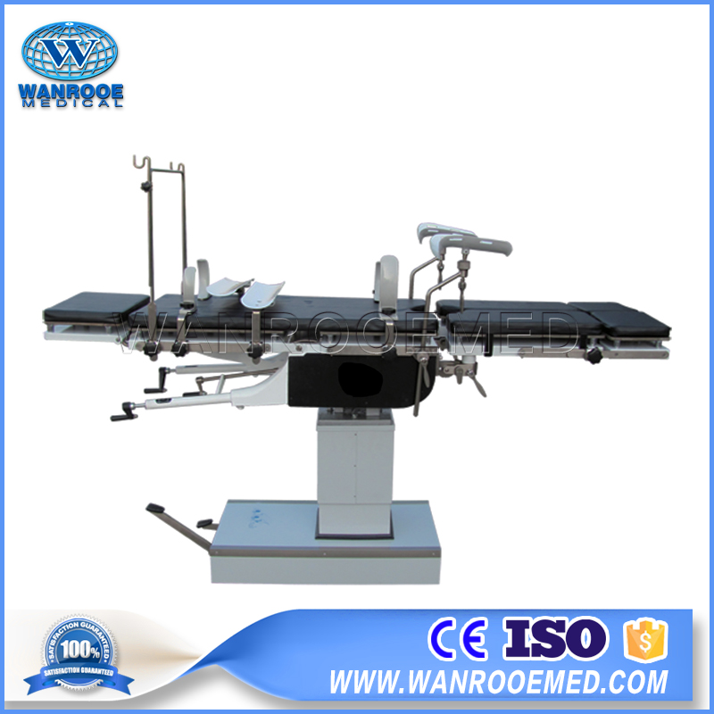 Surgical Table, Hydraulic Surgical Table, Surgical Operating Bed, Hospital Operation Table, Head Controlled Operating Table