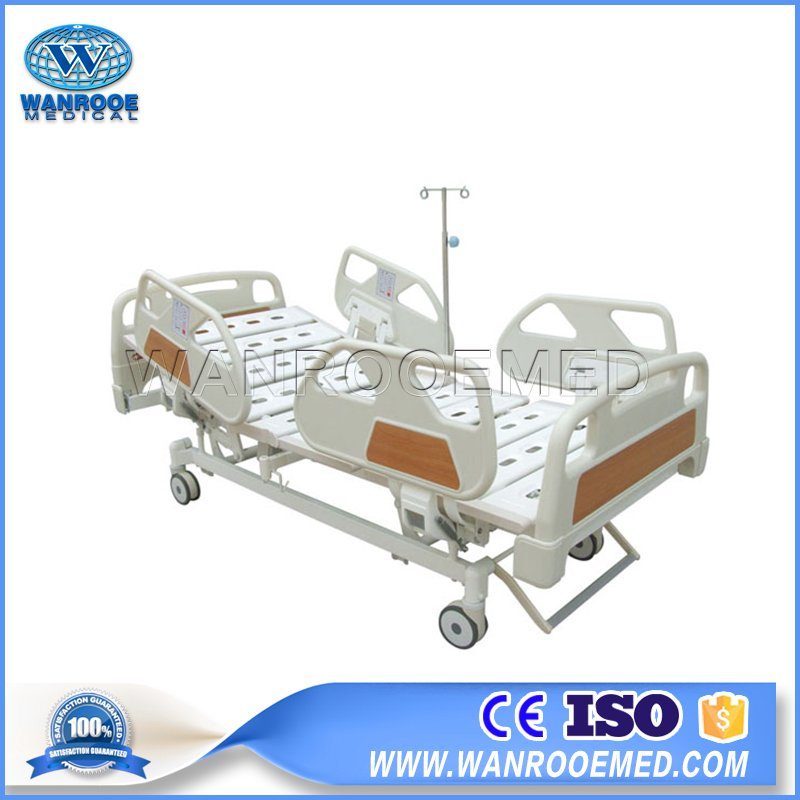 3 Function Hospital Bed, Hospital Electric Bed, Hospital Cot, Adjustable Hospital Bed, Luxurious Electric Bed
