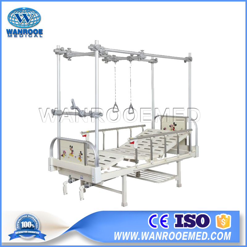 Orthopedic Bed, Hospital Traction Bed, Medical Orthopedic Bed, Children Traction Orthopedic Bed