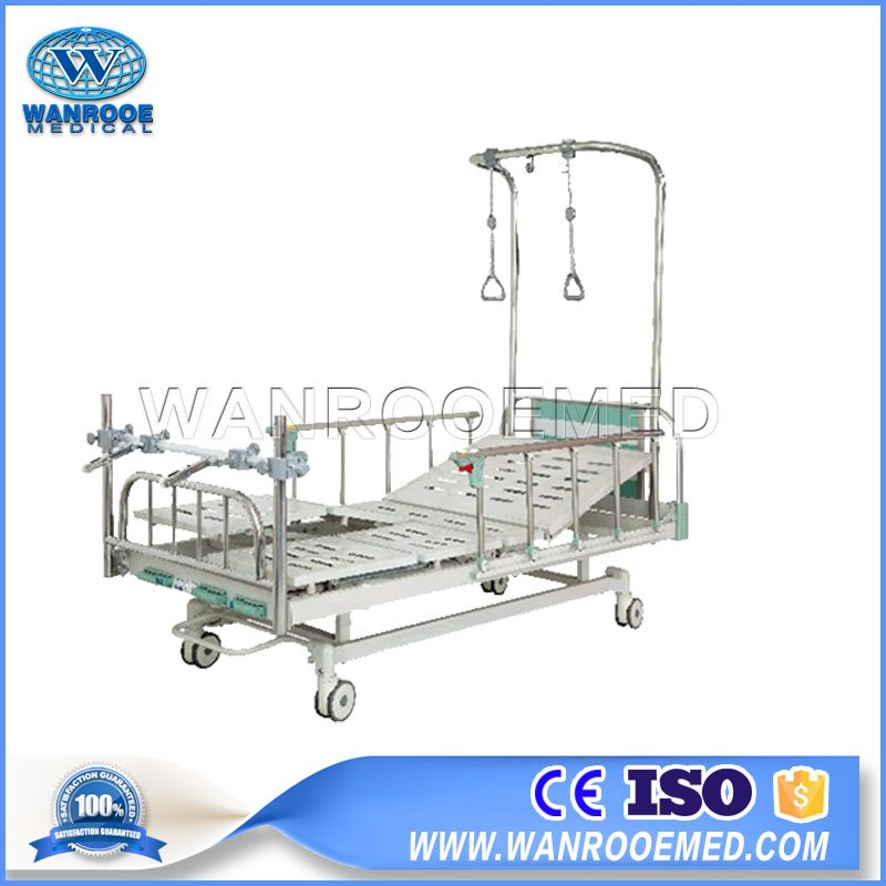 Hospital Orthopedic Bed, traction bed, Orthopedic bed, Hospital Bed, Hospital Traction Bed