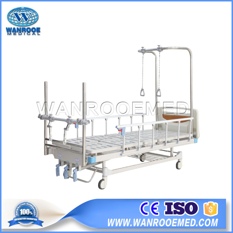 Orthopedic Bed, Traction Bed, Hospital Traction Bed, Medical Orthopedic Bed, Hospital Orthopedic Bed