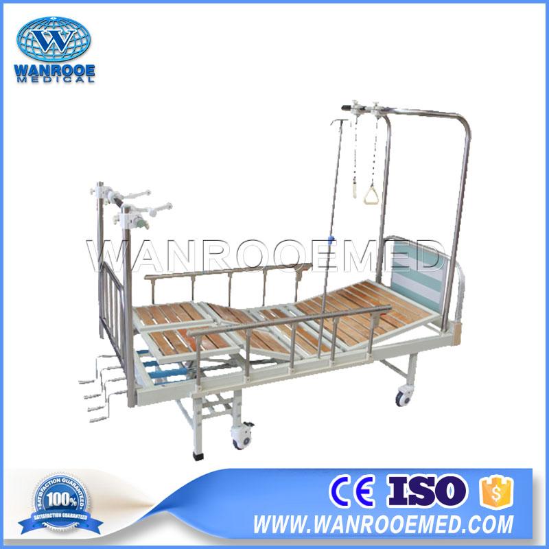 Traction Orthopedic Bed, Orthopedic Bed, Traction Bed, Hospital Traction Bed, Hospital Orthopedic Bed