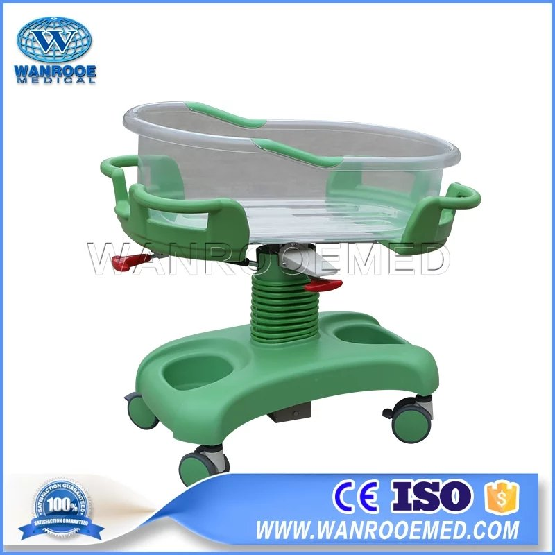 Hospital Baby Cribs, Adjustable Baby Cribs, Variable Height Baby Cribs, Hospital Children Bed, ABS Hospital Baby Cribs