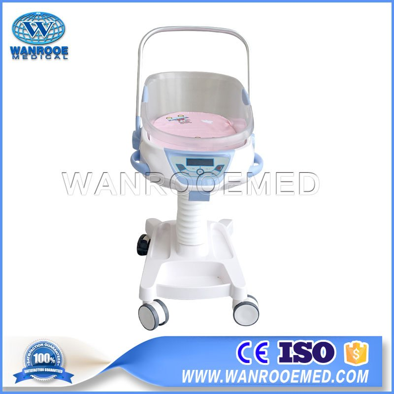 Hospital Baby Cot, Hospital Baby Cradle, Medical Children Cribs, Hydraulic Baby Cradle, Variable Height Baby Cradle