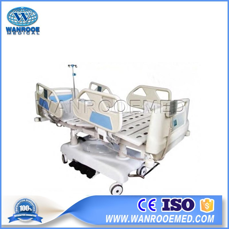 Luxurious Hospital Bed, Hospital Care Bed, Electric Hospital Bed, 7 Functions Hospital Bed, 7 Functions Electric Bed