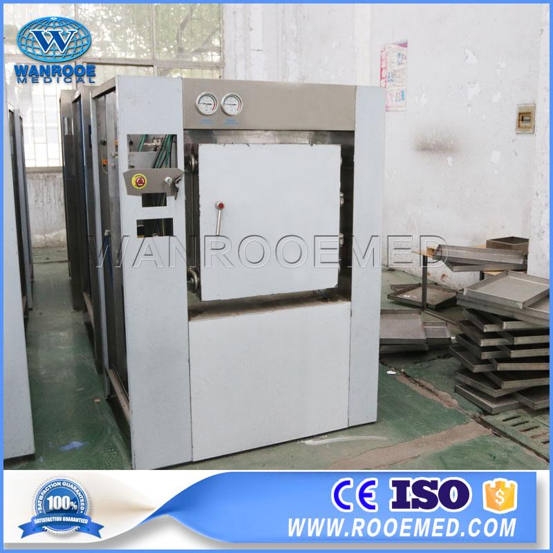 Pulse Vacuum Sterilizer, Steam Sterilizer, Food Steam Sterilizer, Pulse Vacuum Autoclave, Pulse Steam Sterilizer