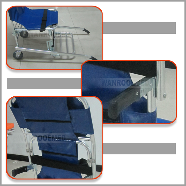 Handcycle Stair Climbing Wheelchair, Stair Climbing Wheelchair, Lightweight Stair Climbing Wheelchair, Wheelchair Price