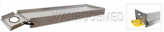 Stretcher Platform, Stainless Steel Stretcher Platform, Ambulance Stretcher Platform, Ambulance Strethcer