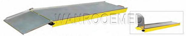 Aluminum Alloy Stretcher Platform, Stretcher Platform, Ambulance Stretcher Platform, Stretcher Platform For High Ambulance