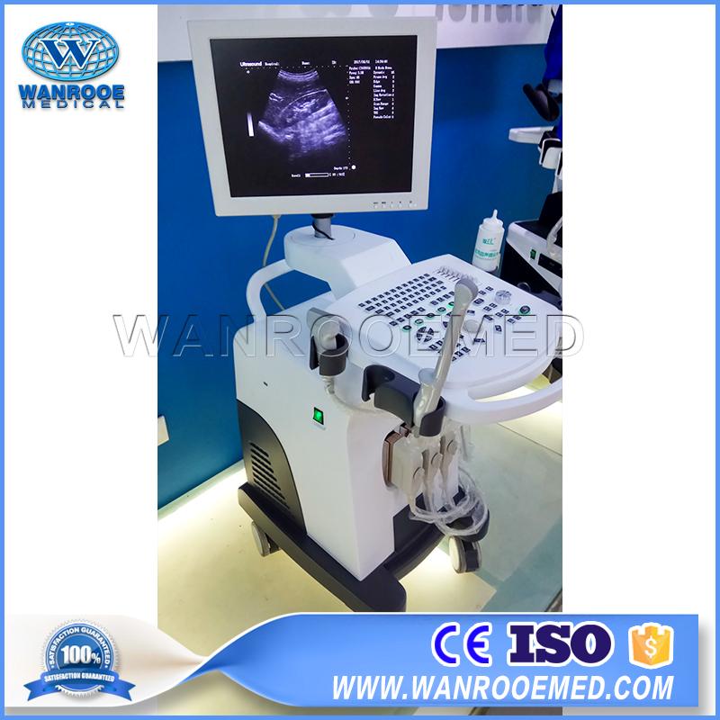 US370 Medical Full-Digital Trolley Pregnancy Fetal Diagnostic Ultrasound Machine
