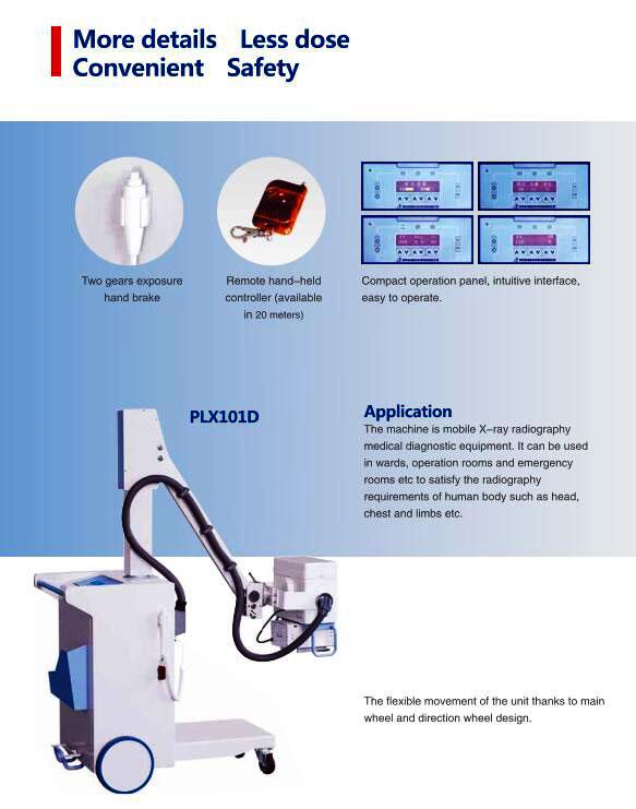 Digital X Ray Machine, Mobile X Ray Machine, Portable X Ray Machine, Medical X Ray Machine, Radiography System