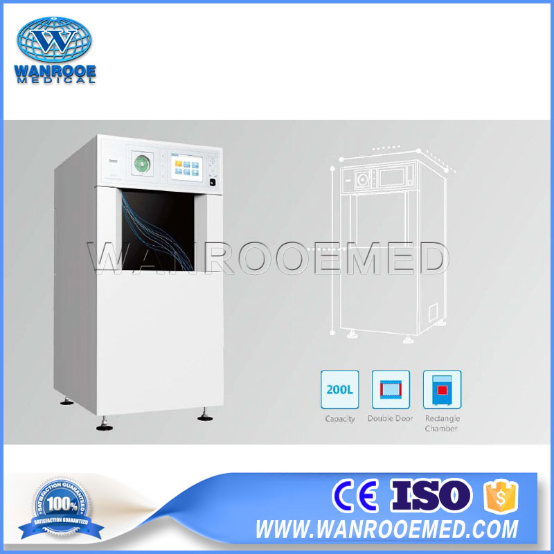Intelligent Autoclave, Medical Plasma Sterilizer, Low Temperature Plasma Sterilizer, Sterilizer, Low Temperature Autoclave