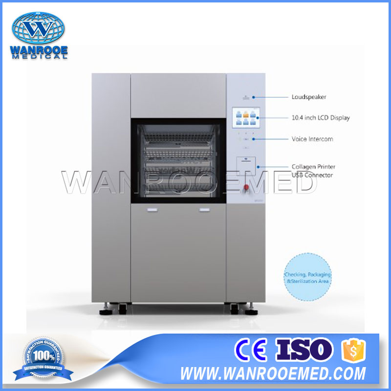 Full Automatic Washer Disinfector, Medical Washer Disinfector, Surgical Washer Disinfector, Washer Disinfector