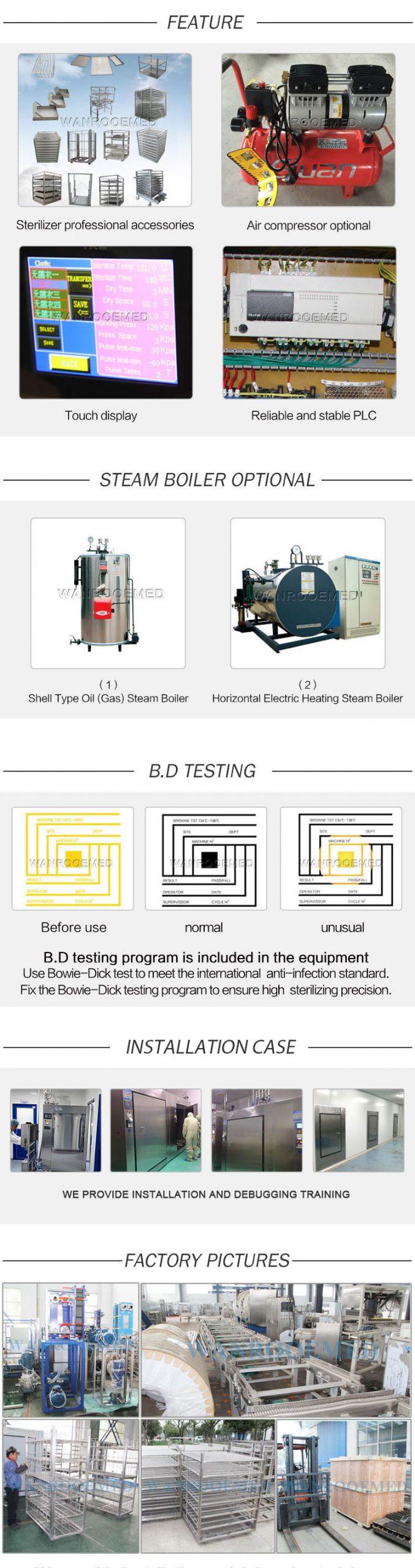 Steam Sterilizer, Vacuum Steam Sterilizer, Vertical Autoclave, Vacuum Autoclave, Hospital Autoclave