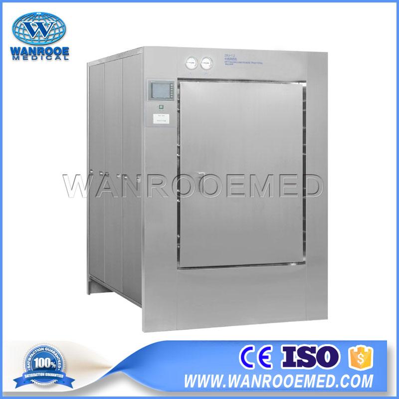 Medicine Steam Sterilizer, Low Temperature Wetting Machine, Traditional Medicine Steam Sterilizer