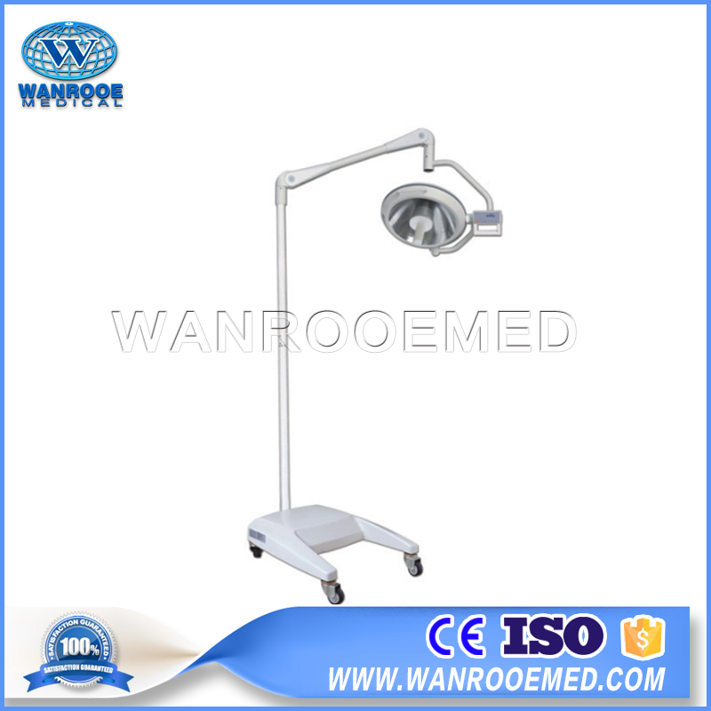 AKL500-III Medical Mobile Operating Room Shadowless Light Surgery Lamp