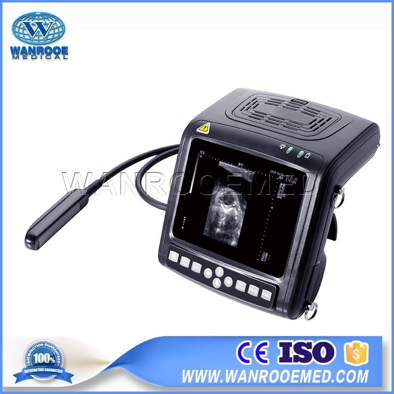 USKX5200V Hospital Goat Dog Cat Veterinary Animal Doppler Portable Ultrasound Machine For Pregnancy