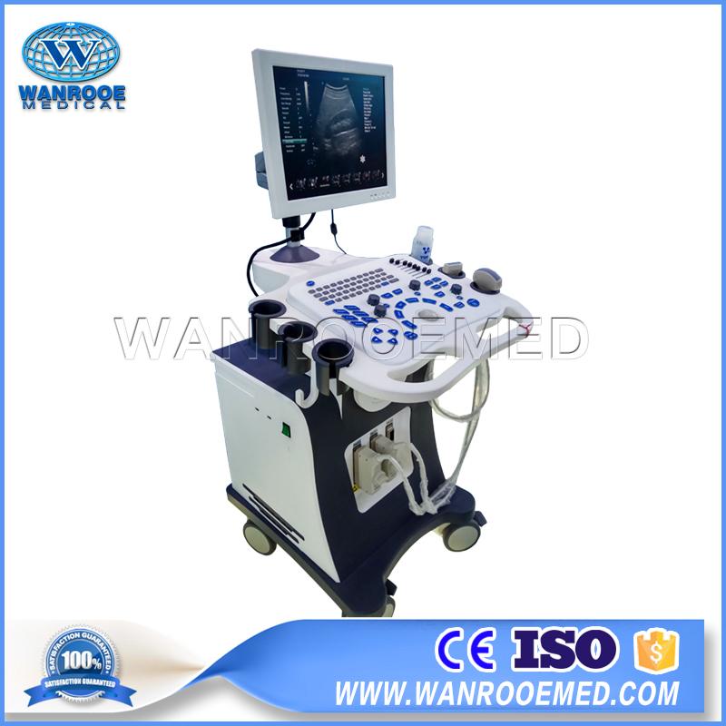 USC80 Medical Ultrasonic Diagnostic System 4D Color Doppler Ultrasound Machine