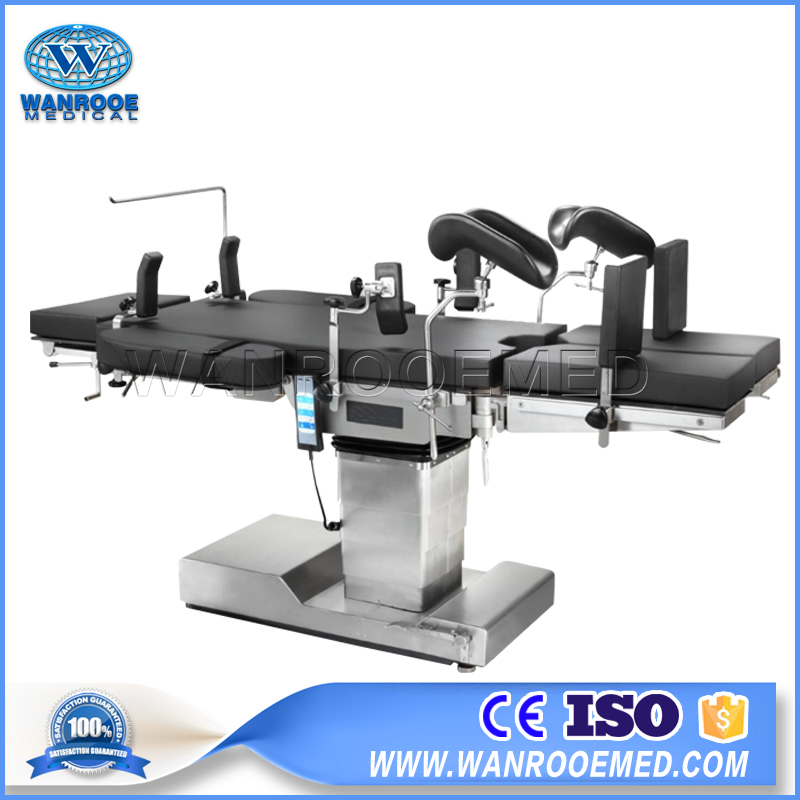 AOT100 Multi-Purpose Surgical Bed Electric Hydraulic Operating Table With Extra Low Position