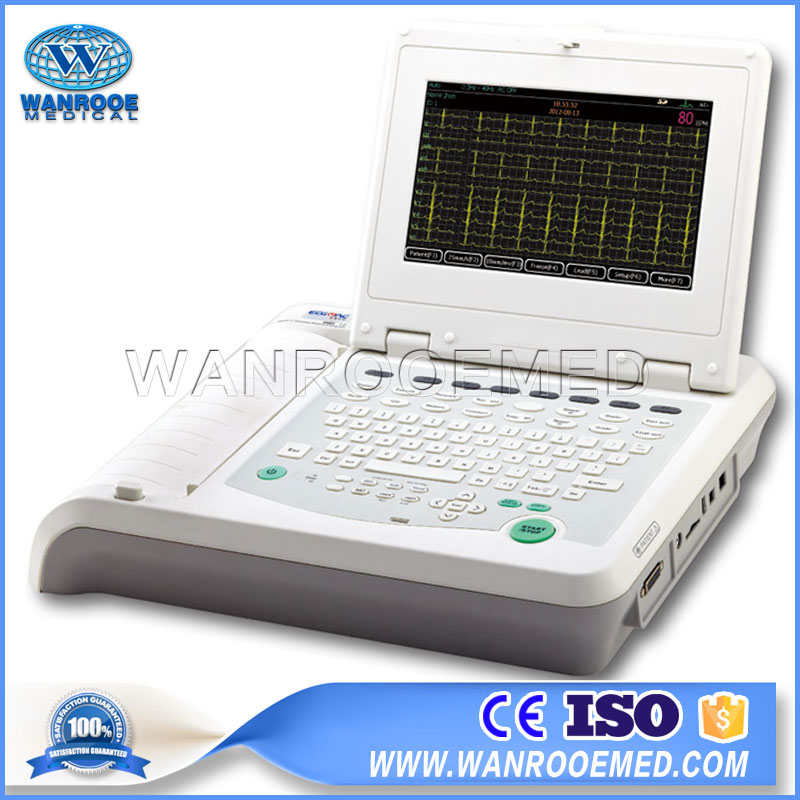 ECG Monitor, ECG, Portable ECG Monitor, Hospital ECG Machine, Handhold ECG Machine