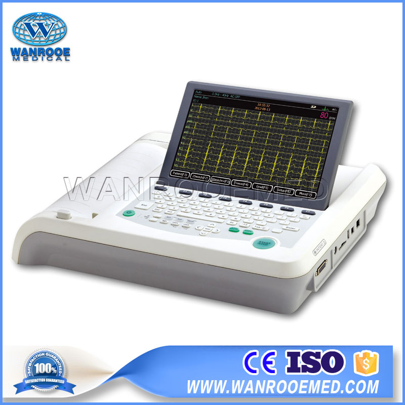 Medical ECG, ECG, Portable ECG Monitor, ECG Monitor