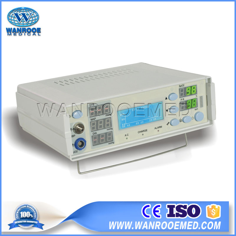 Vital Sign Monitor, Multi-parameter Vital Signs Monitor, Patient Monitor, Hospital Vital Sign Monitor