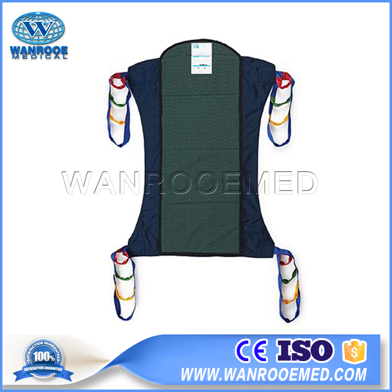 Rehabilitation Patient Transfer Sling, Medical Patient Lift Sling, Home Care Patient Transfer Sling, Patient Transfer Lift Sling