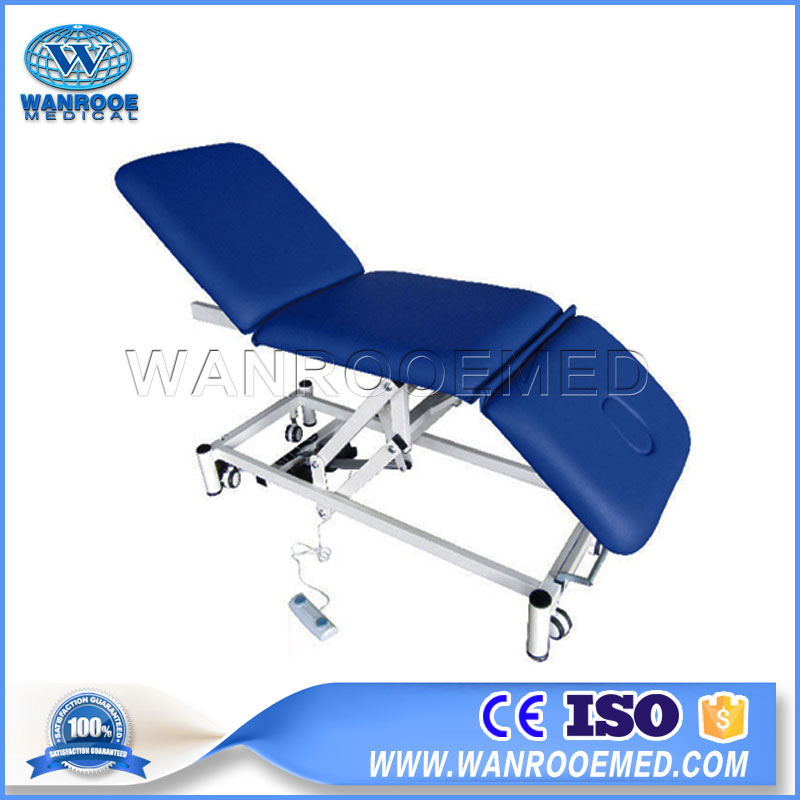 BEC14 Medical Three Section Clinic Examination Couch