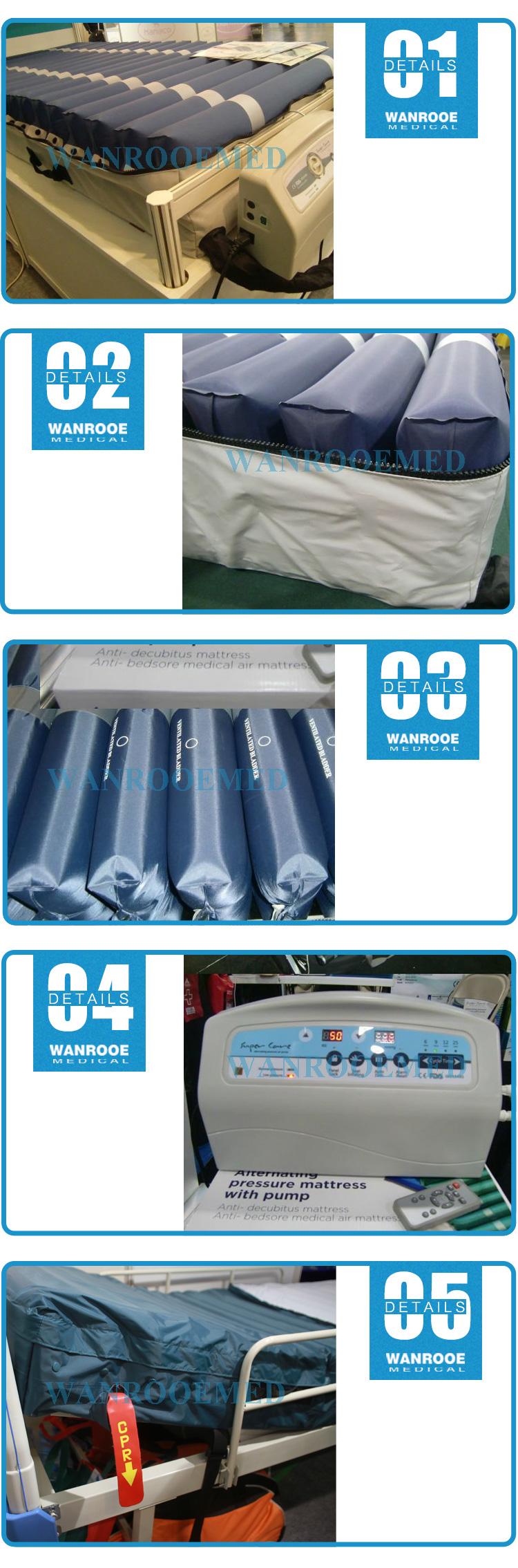 Patient Mattress, Hospital Patient Mattress, Anti Bedsore Patient Mattress, Medical Air Mattress, Foldable Mattress