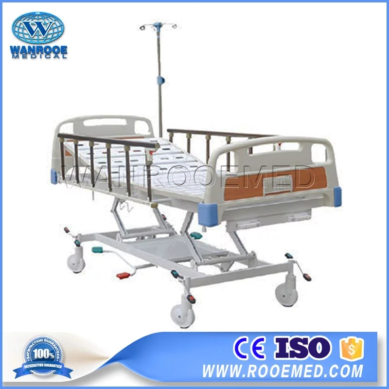 Hydraulic Hospital Bed, Hospital Bed,Patient Bed,Medical Bed,Three Function Bed